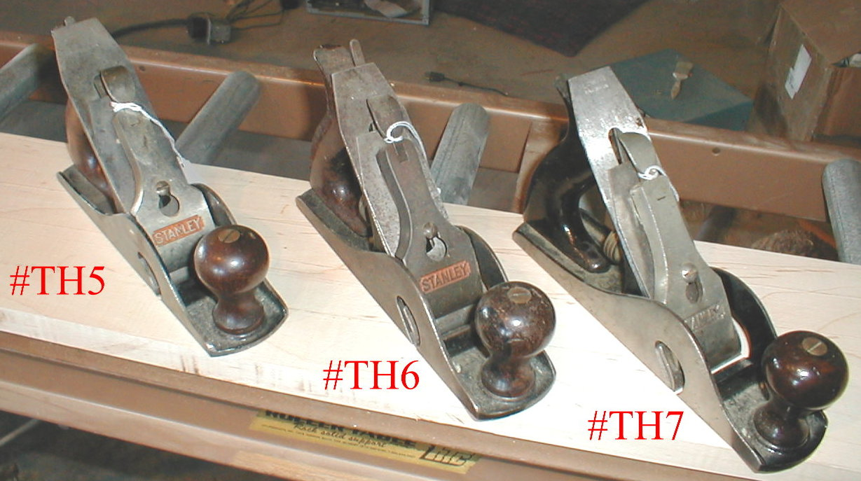 Stanley #TH5, #TH6 and #TH7